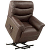 Faux Leather Rise & Recliner Chair