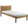 Solid Pine Finish Bed Frame