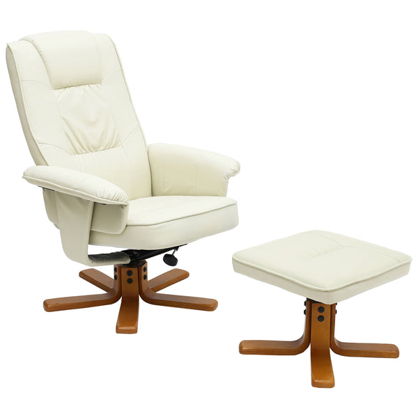 PU Leather Recliner Chair