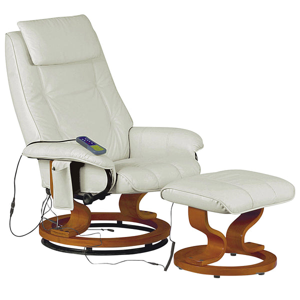 Faux Leather Massage Chair