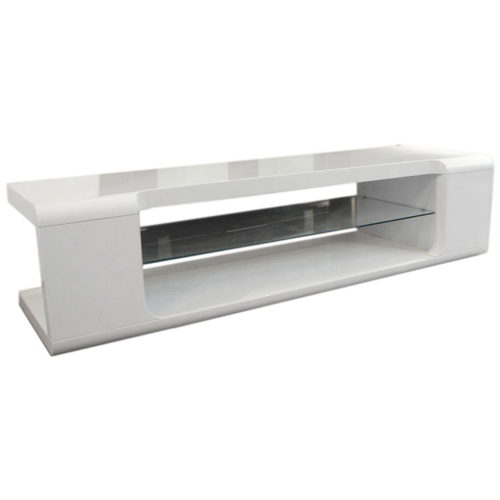 High Gloss Finish TV Unit