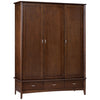 Rich Wenge Finish Wardrobe