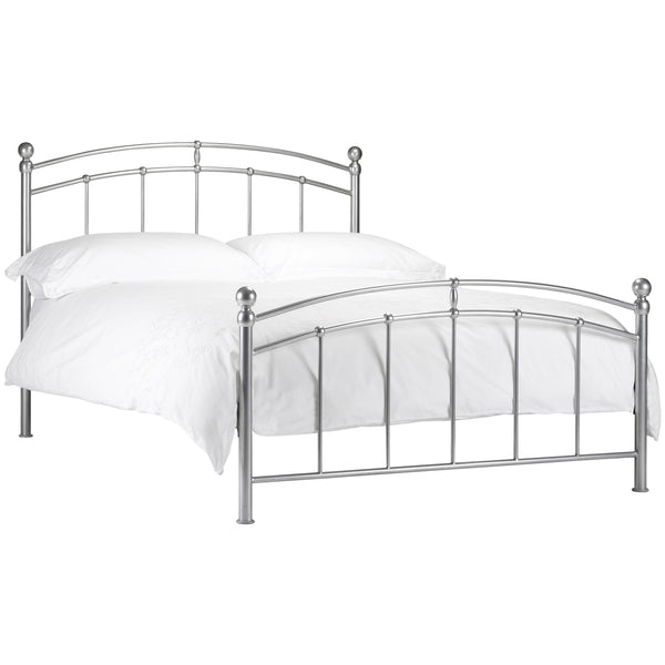 Aluminium Metal Finish Bed Frame