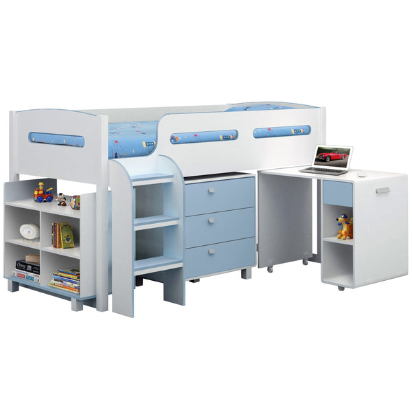 White Painted Sleep Station