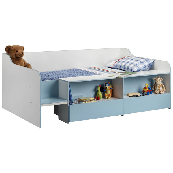 White Painted Finish Childrens Bed