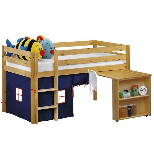 Solid Pine Cabin Bed