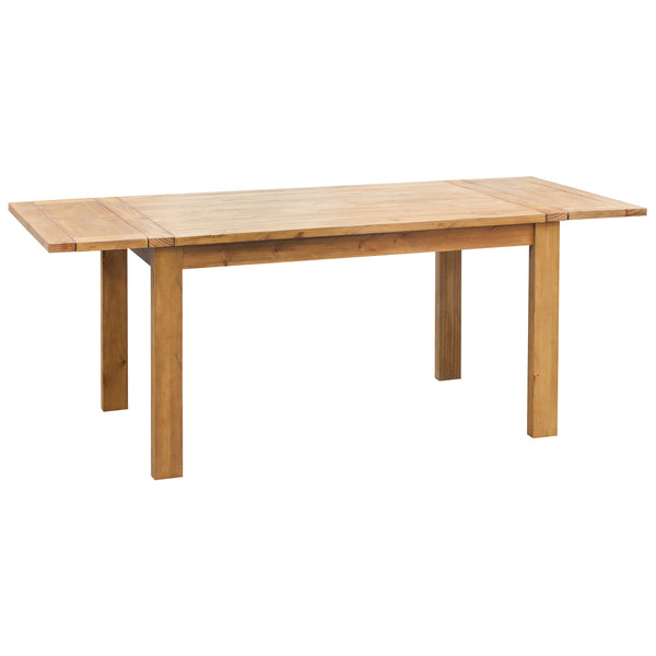 Solid Pine Extending Dining Table