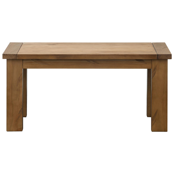 Solid Pine Bench