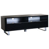 High Gloss Finish Low Sideboard