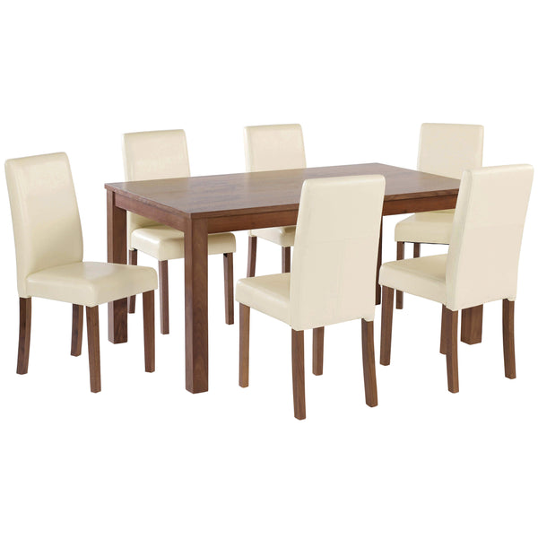 Real American Walnut Dining Set