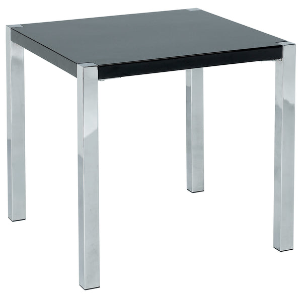 High Gloss Finish Side Table