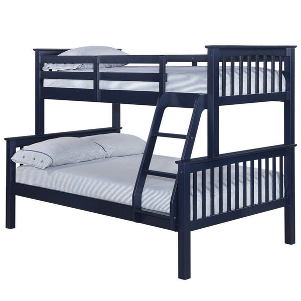 Painted Finish Triple Sleeper Bunk Bed