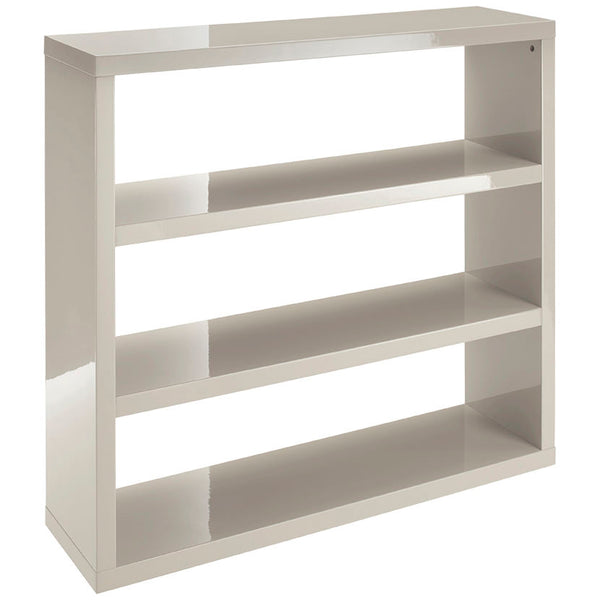High Gloss Finish Bookcase