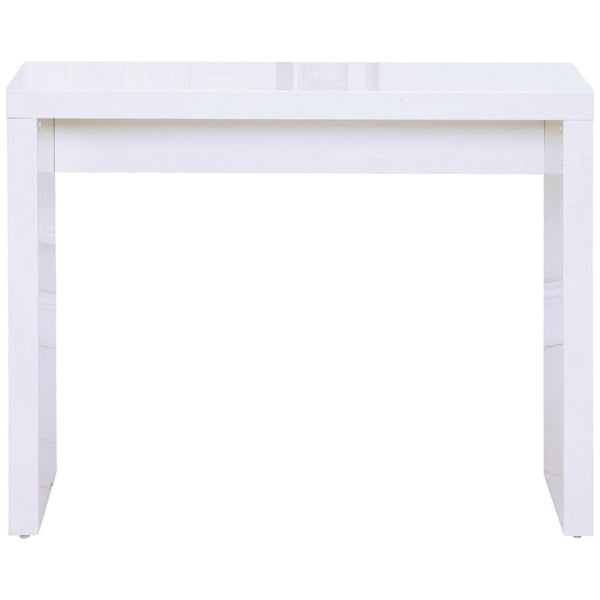 High Gloss Finish Console Table