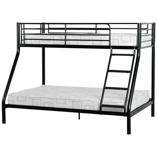 Metal Triple Sleeper Bunk Bed