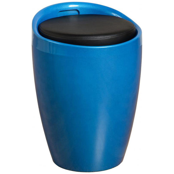 Plastic Stool Seat with Storage