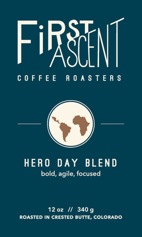 Hero Day Blend - 12 oz. Bag