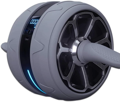 ab roller with smart display
