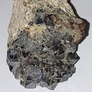 Magnetite from Imilchil, Morocco. 4.2 cm #3524