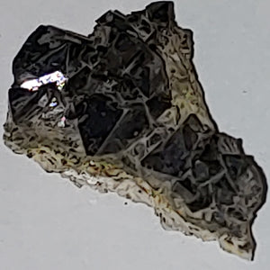 Magnetite from Imilchil, Morocco. 3.6 cm #3528
