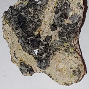 Magnetite from Imilchil, Morocco. 4.5 cm #3530