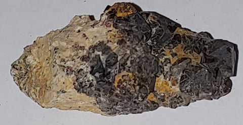 Magnetite from Imilchil, Morocco. 4.8 cm #3531