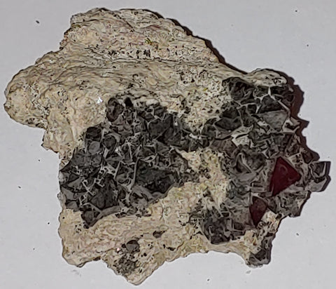 Magnetite from Imilchil, Morocco. 5.5 cm #3532