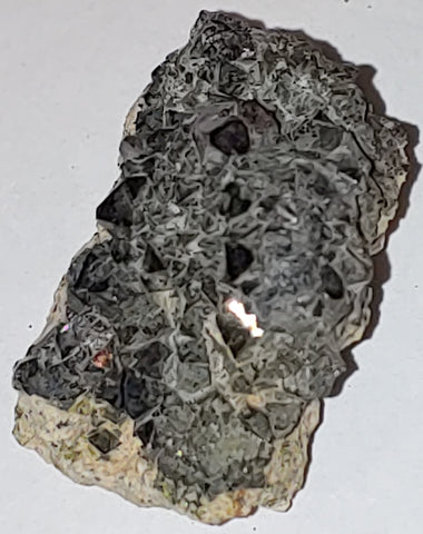 Magnetite from Imilchil, Morocco. 4.7 cm #3534