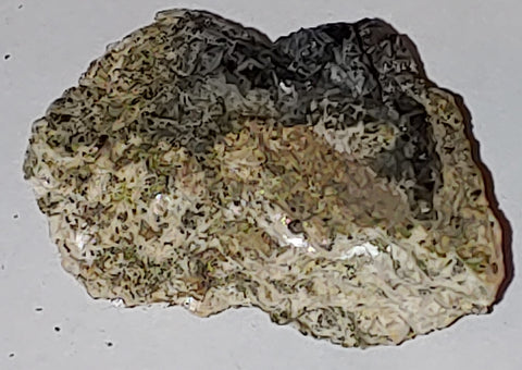 Magnetite from Imilchil, Morocco. 4.7 cm #3539