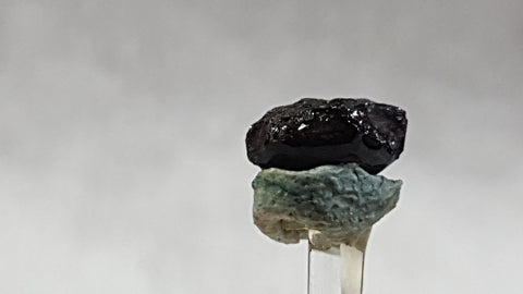 Aeschynite- (Y) from Newjansk, Ural Mountains, Russia. Stock #4169sl