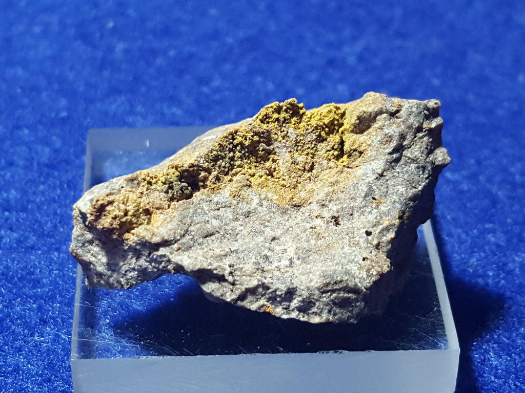 Phosphohedyphane, Root Mine, Good Springs, Clack County, Nevada. Stock #090sl