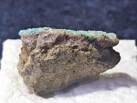 Cavansite, Owyhee Dam, Lake Owyhee State Park, Malhuer Co, Oregon. Stock # 333sl