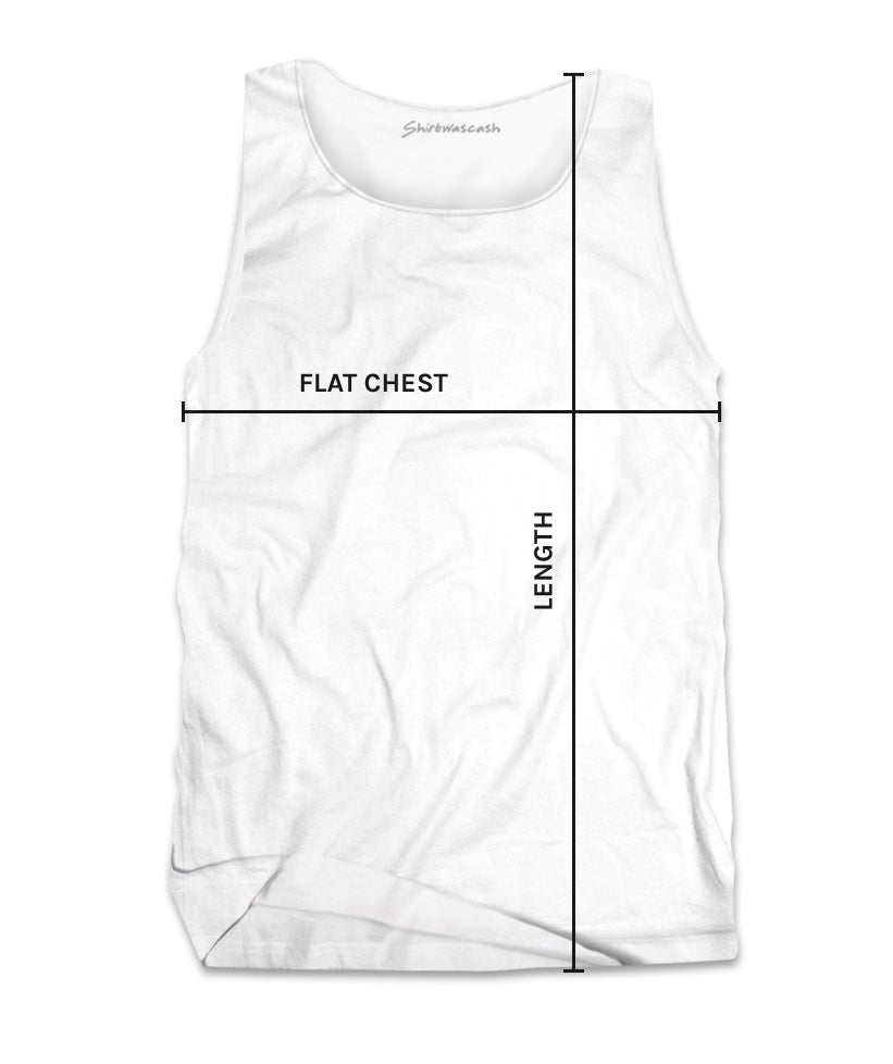 Men's T-Shirt Size Chart