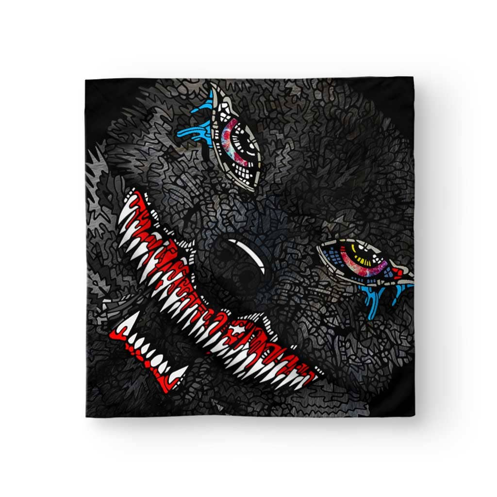 Big Bad Wolf Bandana