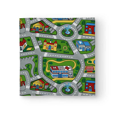 Car Carpet City Bandana
