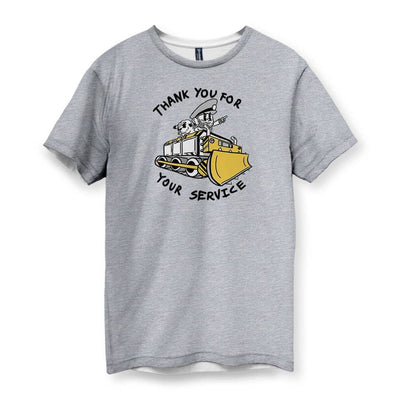 Thank You For Your Service Men's T-Shirt