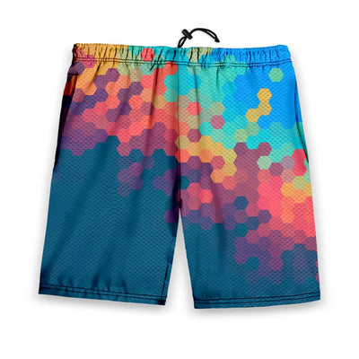 Day Break Men's Gym Shorts