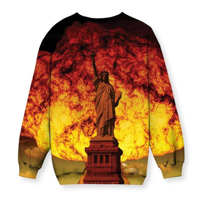 End of the World Men's Sweatshirts