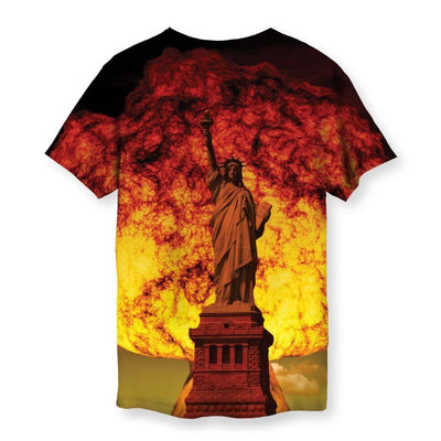 End of the World Men's T-Shirt