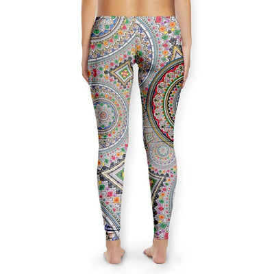 Infinite Mandala Women's Tights