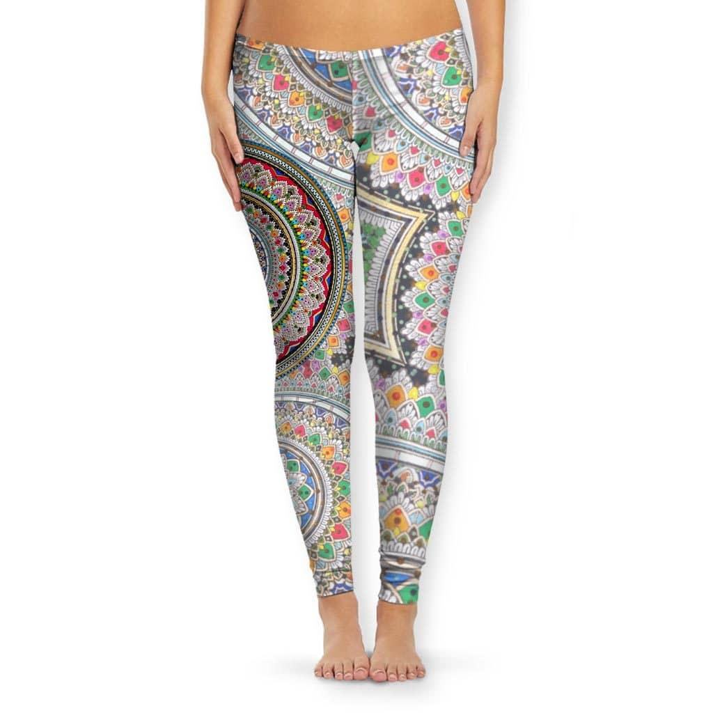 Infinite Mandala Women's Leggings
