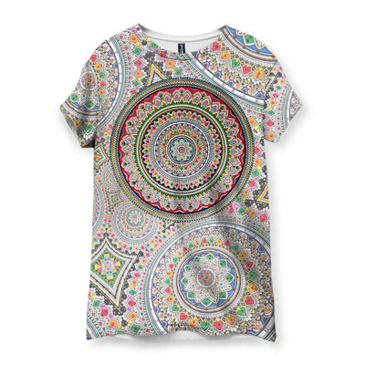 Infinite Mandala Women's T-Shirt