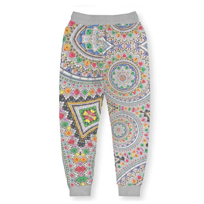 Infinite Mandala Men's Joggers