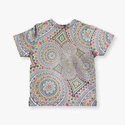 Infinite Mandala Kid's T-Shirt