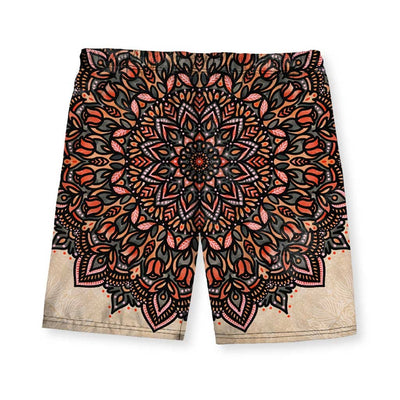 Mandala Men's Swim Shorts