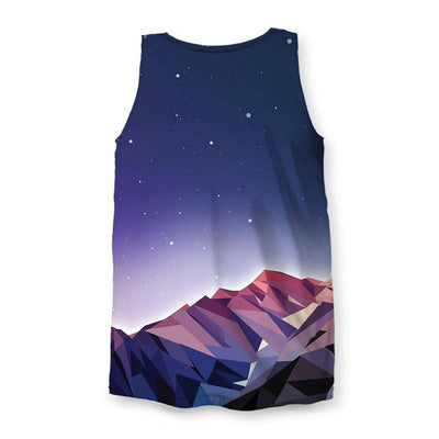 Poly Mountain Men's Tank