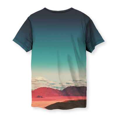 Vaporwave Goddess Men's T-Shirt
