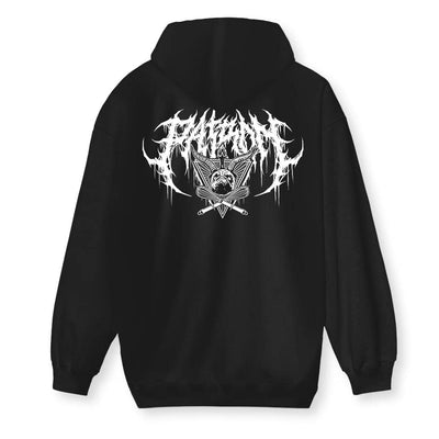 Patron Only Merch Cotton Zip-Up Hoodie