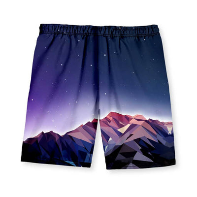 Poly Mountain Men's Swim Shorts