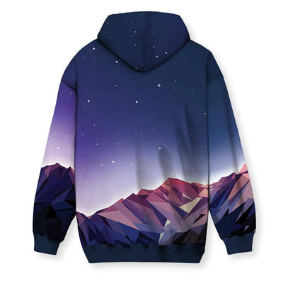 Poly Mountain Hoodie